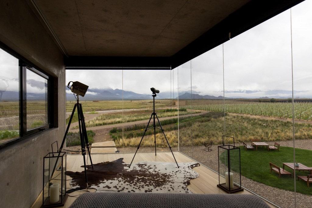 Argentina - Mendoza - Casa de Uco Vineyards & Resort Hotel Review