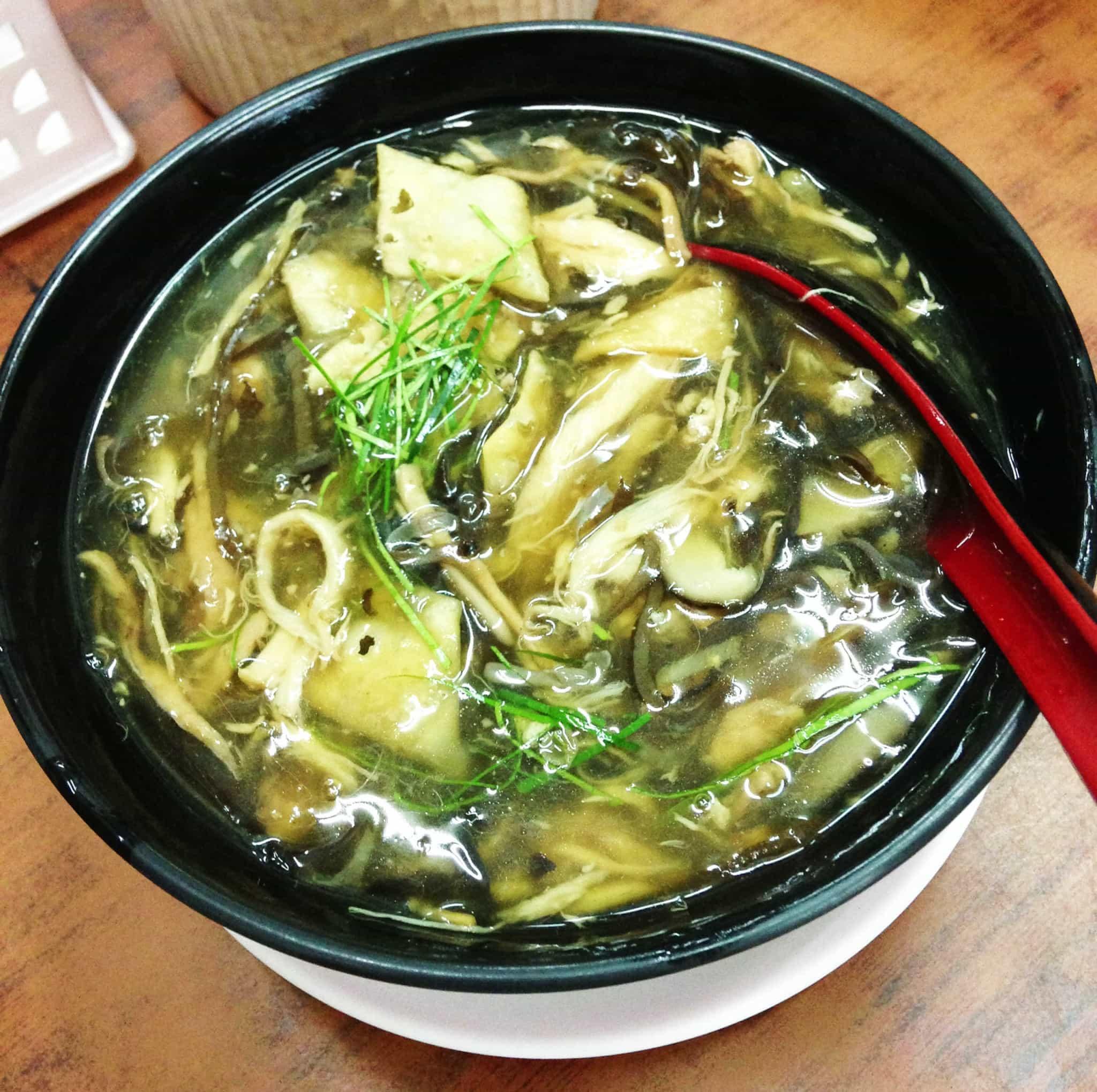 Hong Kong - Snake Soup