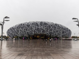 China - Olympic Park Beijing 2008 & 2022