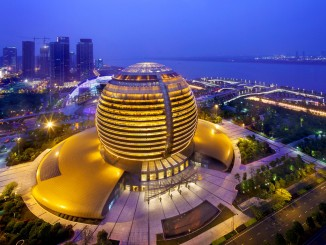 China - Intercontinental Hangzhou Hotel IHG Review