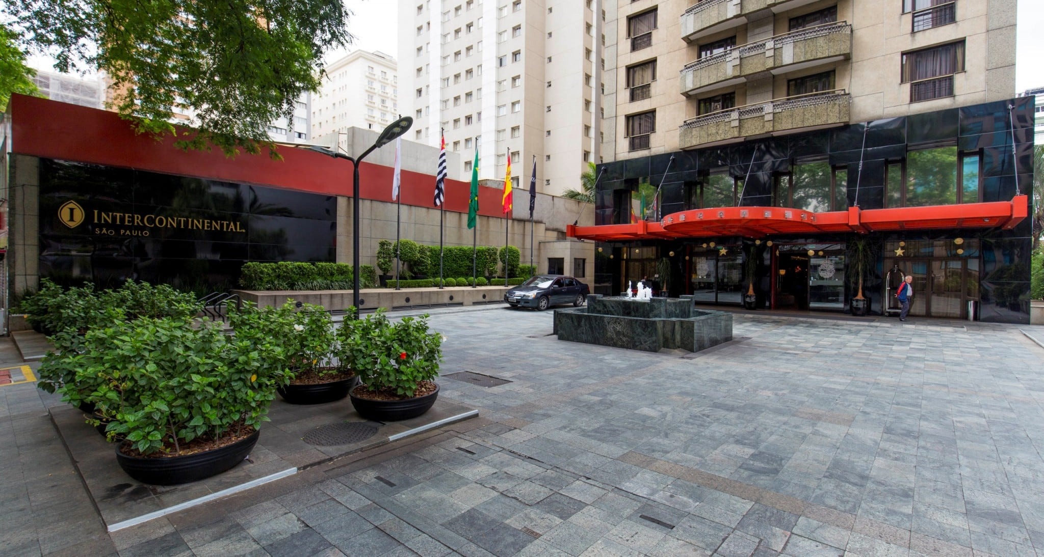 Brazil - Intercontinental Sao Paulo Hotel Review
