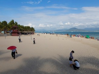 China - Hainan Sanya West Island & Fish Market