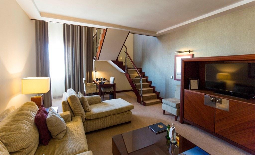 Portugal Intercontinental Lisbon A Modern Luxury Hotel