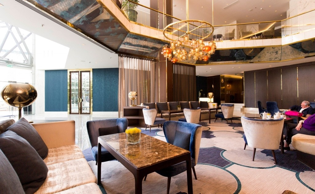 Portugal intercontinental lisbon a modern luxury hotel for Luxury hotels lisbon