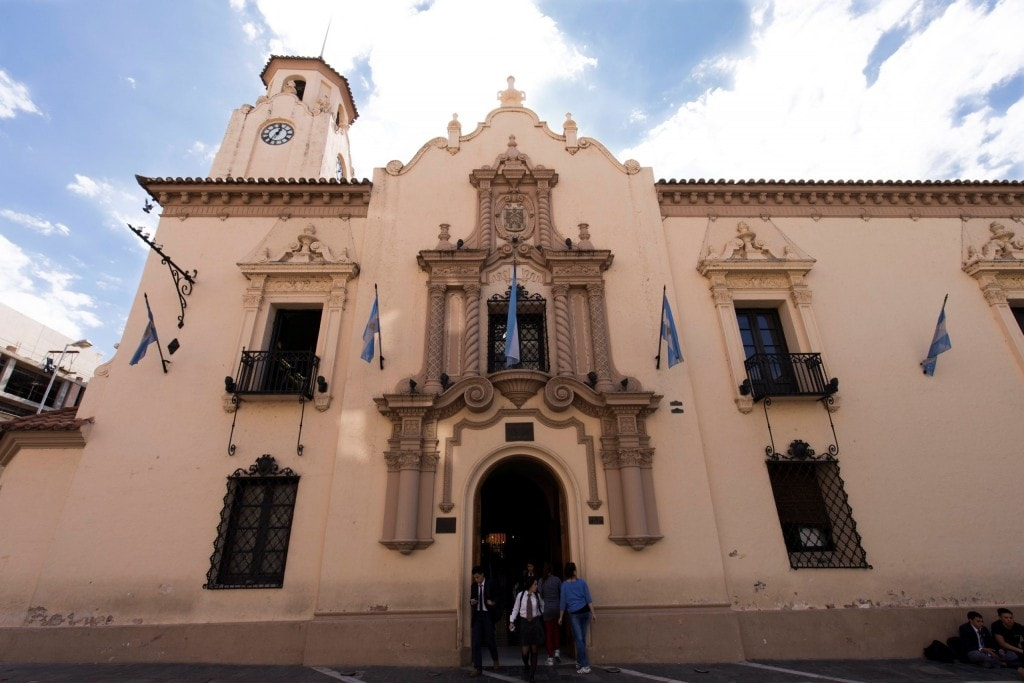 ARGENTINA - A day in Cordoba, the city of universities La Docta