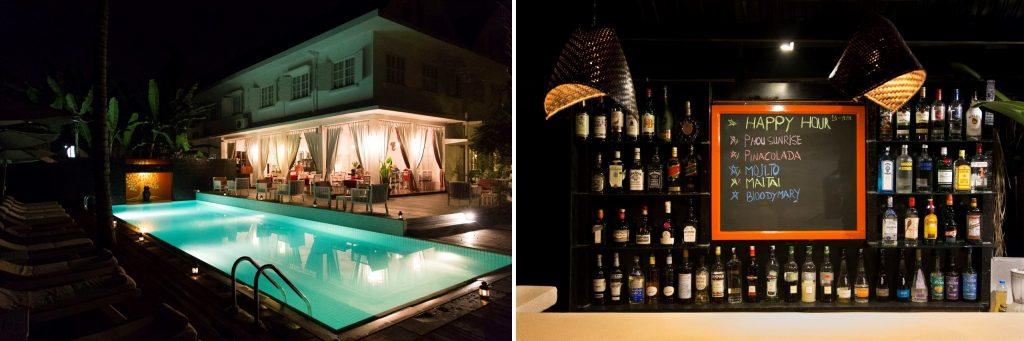 LAOS - Angsana Maison Souvannahphoum Hotel: now a luxury retreat, once a royal mansion