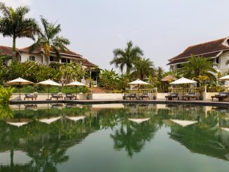 LAOS - Luang Say Residence Luang Prabang, a Small Luxury Hotel situated in a tropical garden