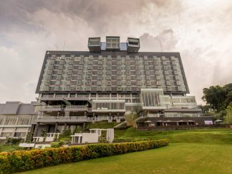 INDONESIA - Intercontinental Bandung; a luxury with a panoramic view