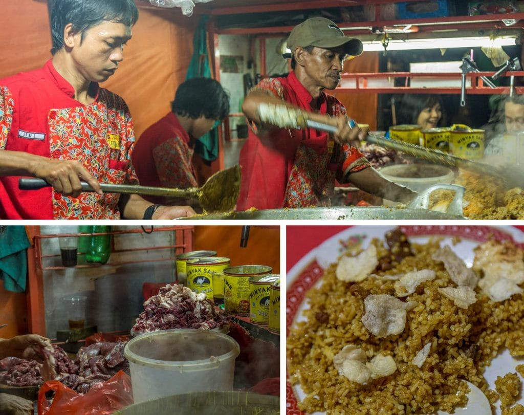 INDONESIA - Jakarta food tour by night; 4 hours of eating!
