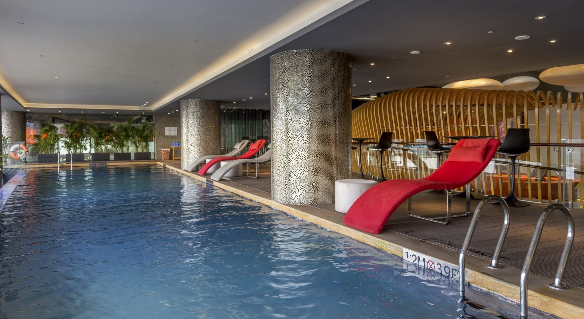 VIETNAM - Combine business & leisure at Le Meridien Saigon Hotel – Chris Travel Blog