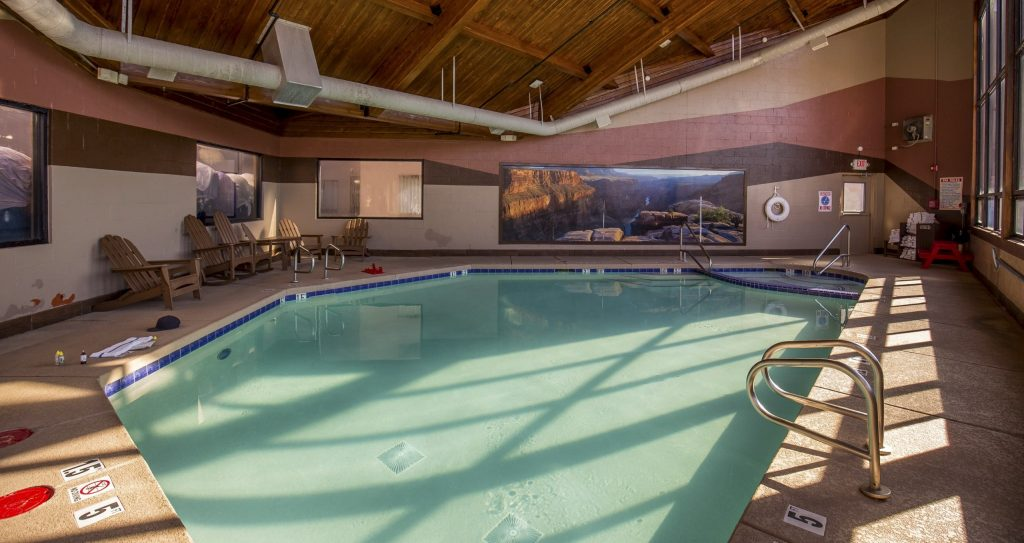 USA - Visit the Grand Canyon? Stay at the Holiday Inn Express Hotel