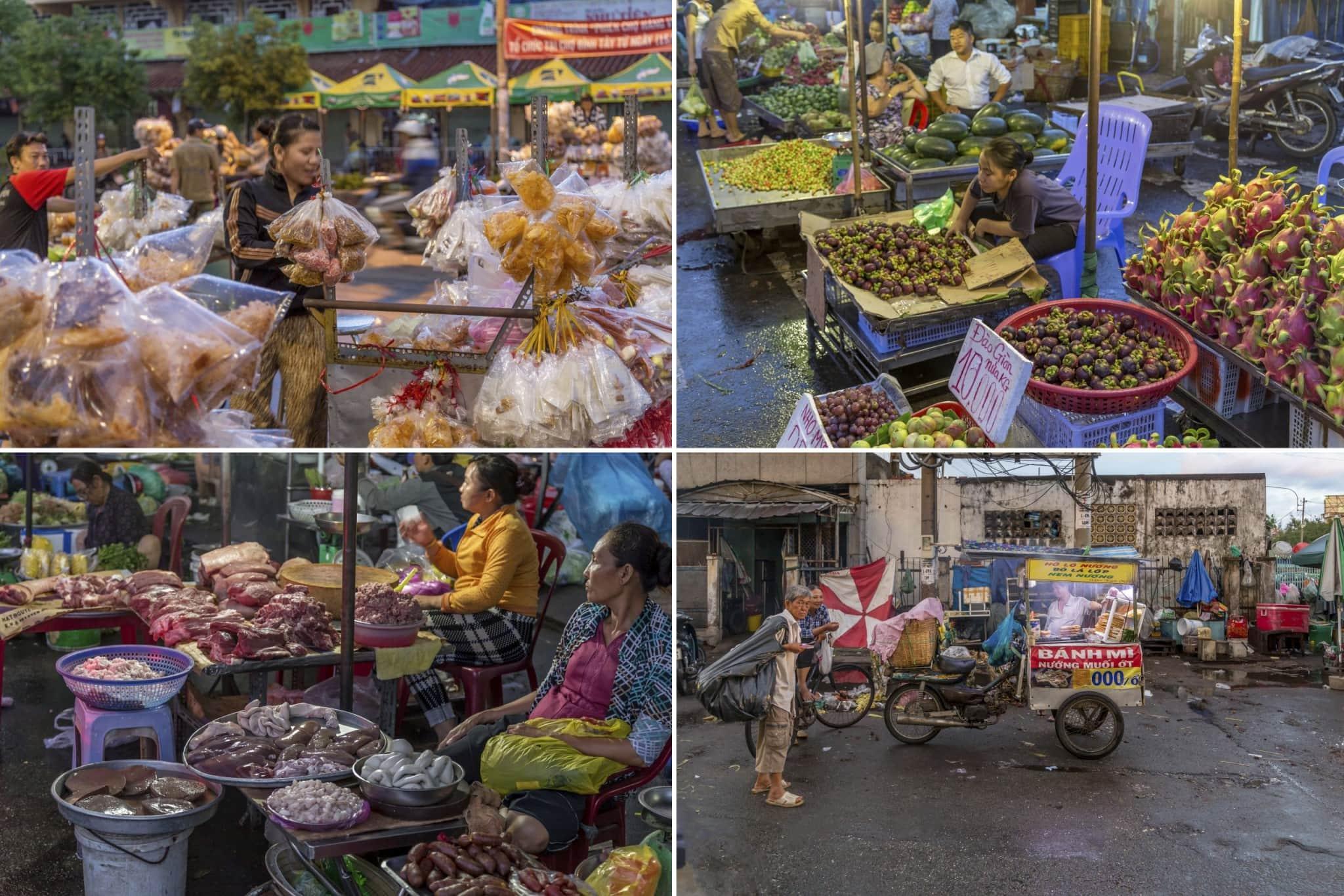 VIETNAM - Ho Chi Min City food tour on a motorbike; delicious street food – Chris Travel Blog