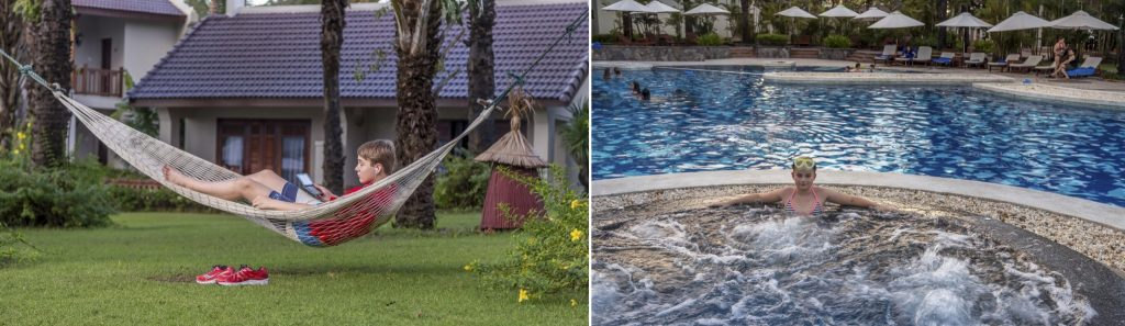 VIETNAM - Visiting Hoi An? The Palm Garden Beach Resort is the place to stay!