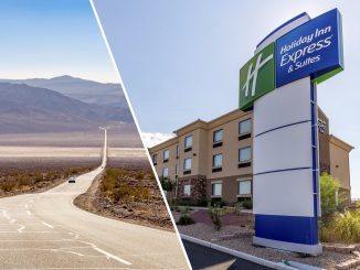 USA - Visiting Death Valley? Use the Holiday Inn Express Pahrump as your gateway