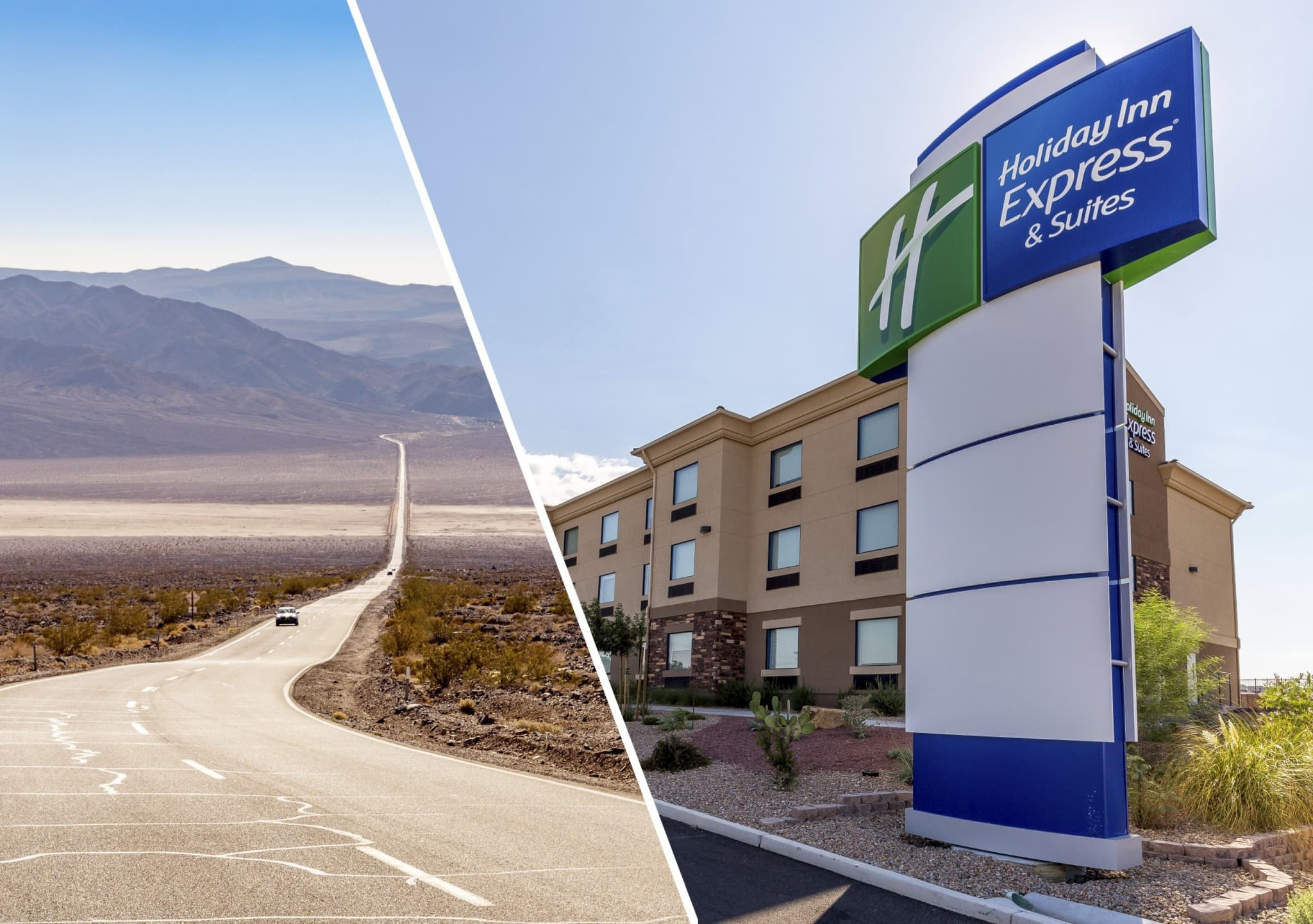 Usa   visiting death valley? use the holiday inn express pahrump ...