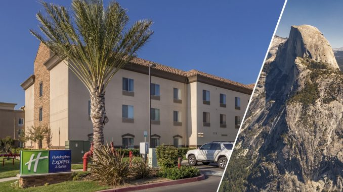 USA - The Holiday Inn Express Merced is the perfect gateway to Yosemite National Park