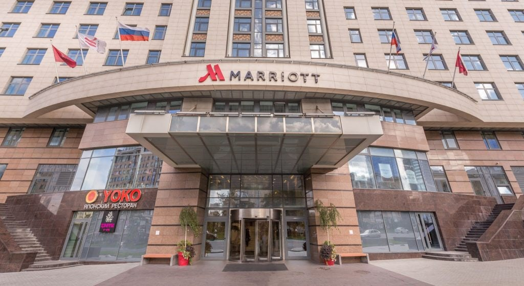 RUSSIA - Visiting Moscow for leisure or business? Stay at the Marriot Moscow Novy Arbat!