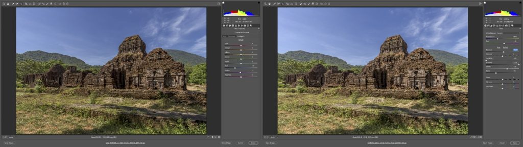 My ultimate free workflow guide for basic photo editing using Adobe software