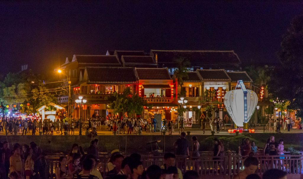 VIETNAM - Local food is a must: Do a Hoi An food tour in the evening