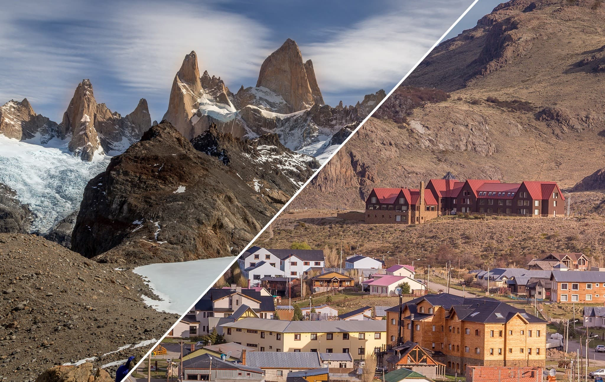 ARGENTINA - Explore Patagonia in luxury from Don Los Cerros Boutique Hotel & Spa