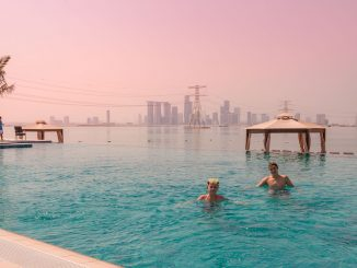 UNITED ARAB EMIRATES - Stay at Jannah Burj al Sarab for business and leisure at Happiness Island