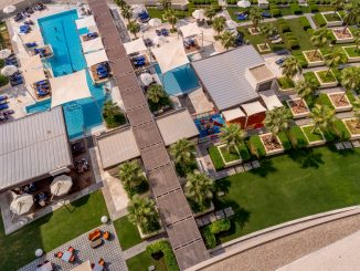 UNITED ARAB EMIRATES - Crowne Plaza Yas Island is the perfect hotel for leisure, business and stopovers