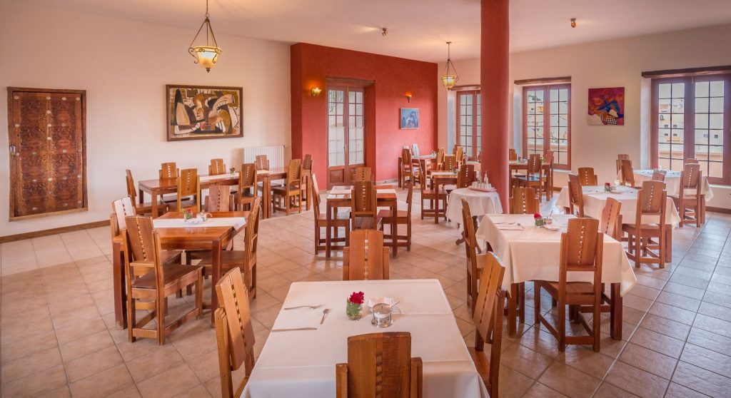BOLIVIA - Hotel Villa Antigua in Sucre: recommended for an authentic experience!