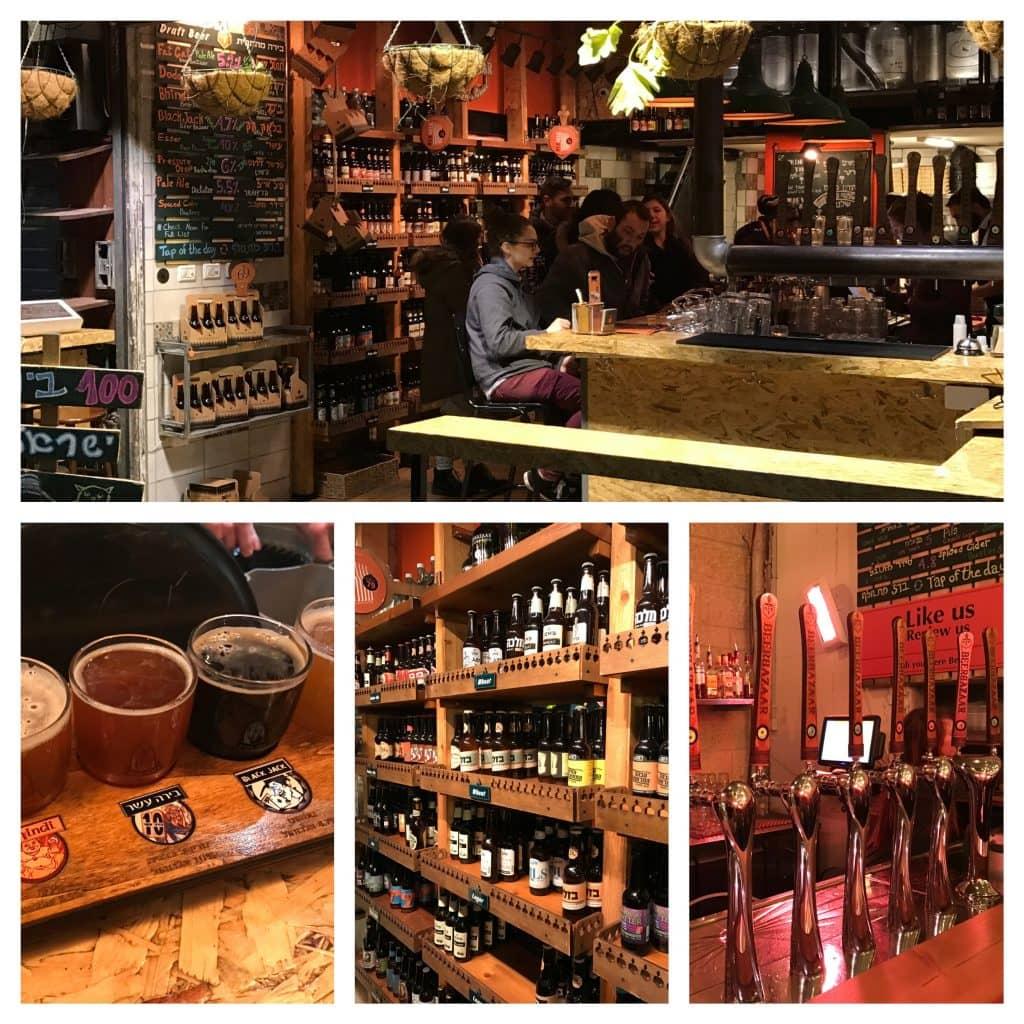 Craft Beer Jerusalem
