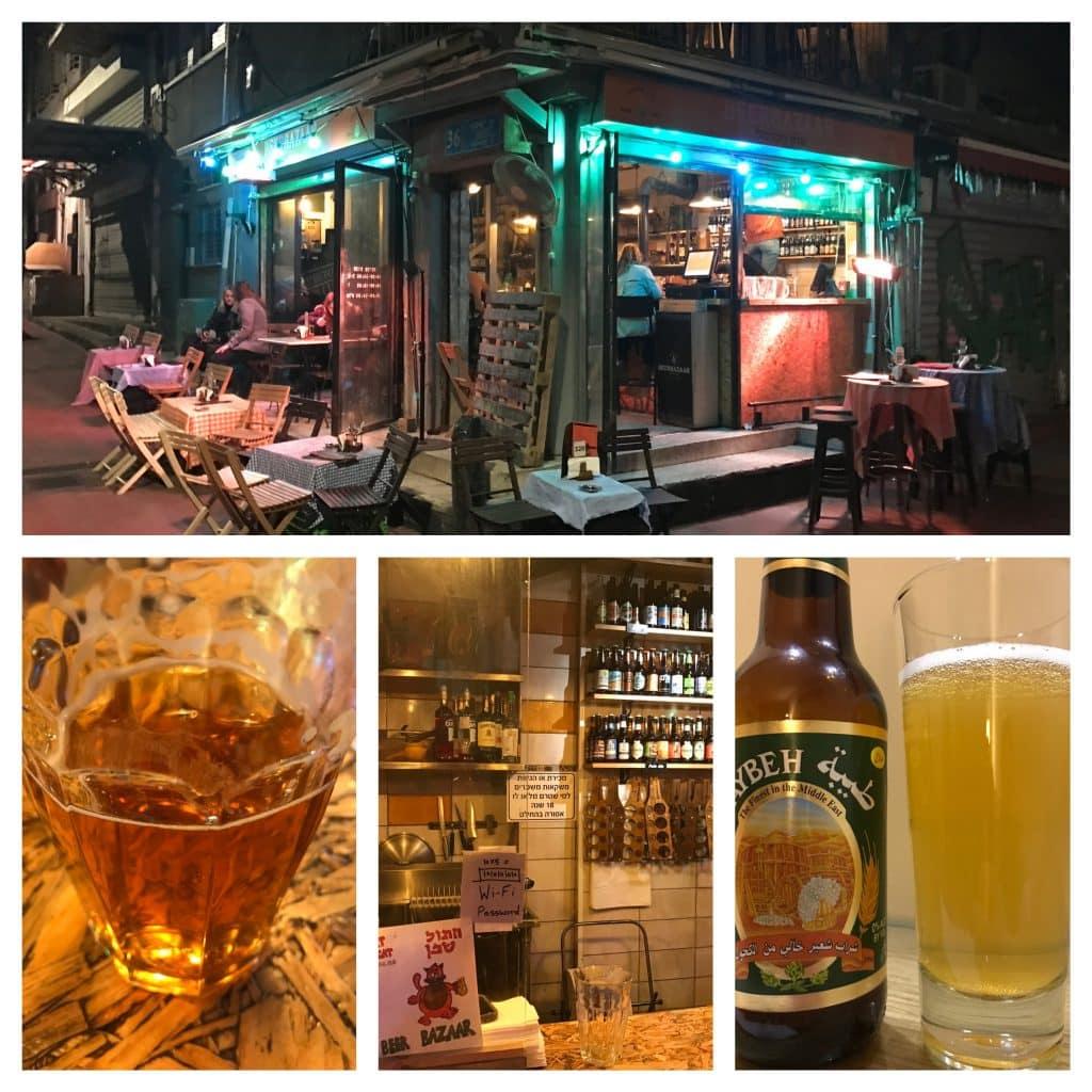 ISRAEL - Top places to drink craft beer in Tel Aviv, Jerusalem and Haifa