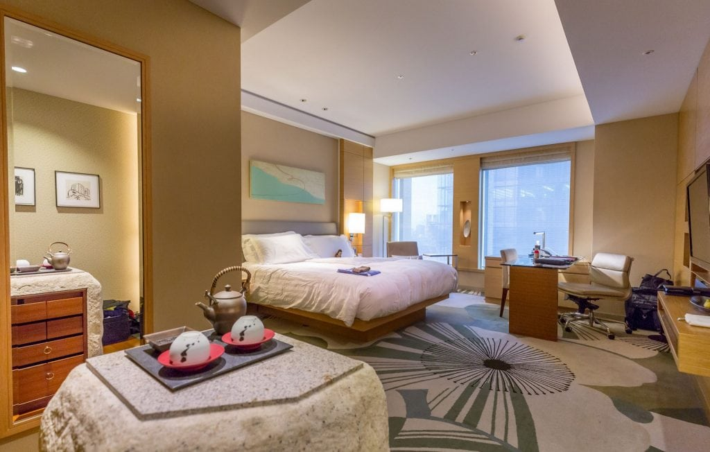 JAPAN - Intercontinental Osaka is the best base to explore the Kansai area