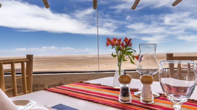 BOLIVIA - Luna Salada Salt Hotel offers luxury at the Salar de Uyuni