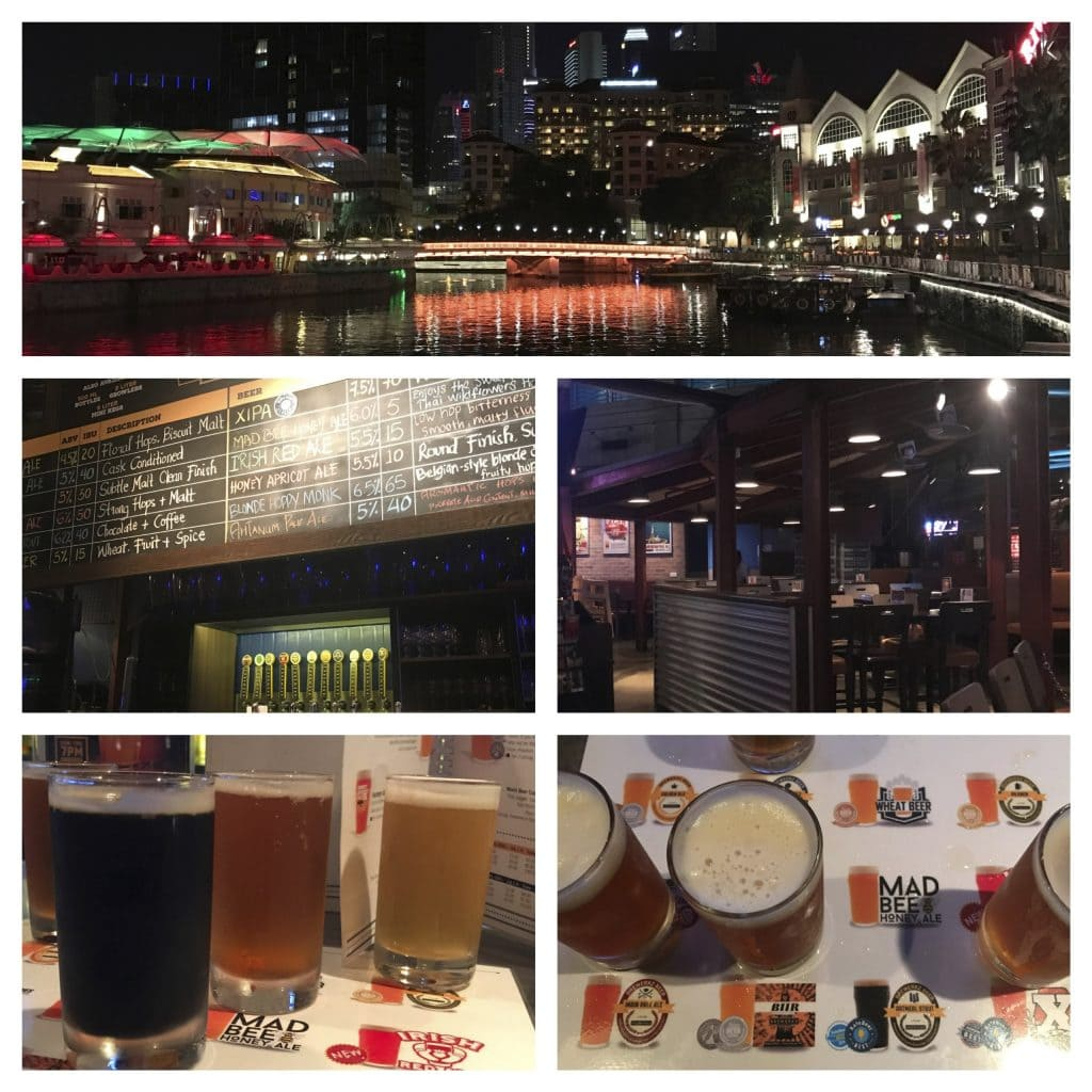 SINGAPORE - The best places to drink craft beer in Singapore