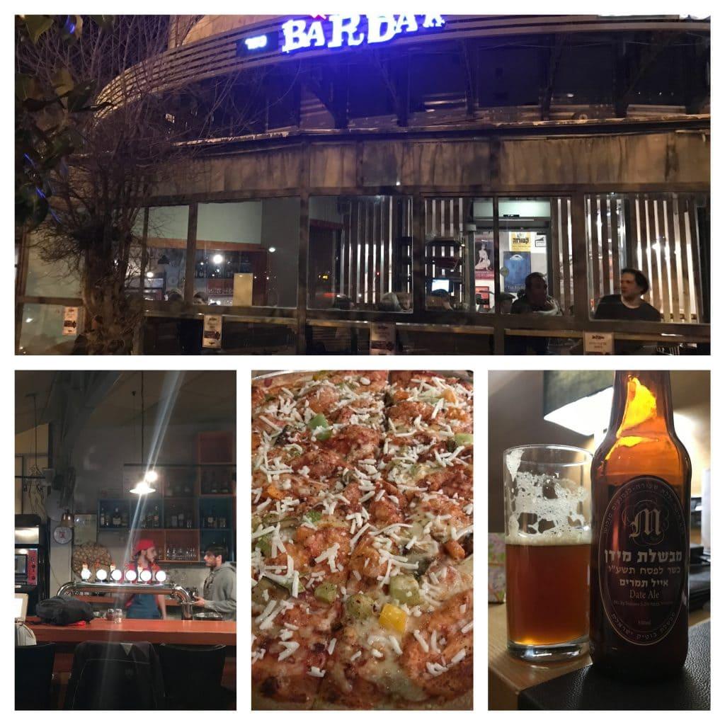 Bardak Pizza Bar - ISRAEL - Jerusalem, Tel Aviv & Haifa: My favorite restaurant hotspots for lunch & dinner