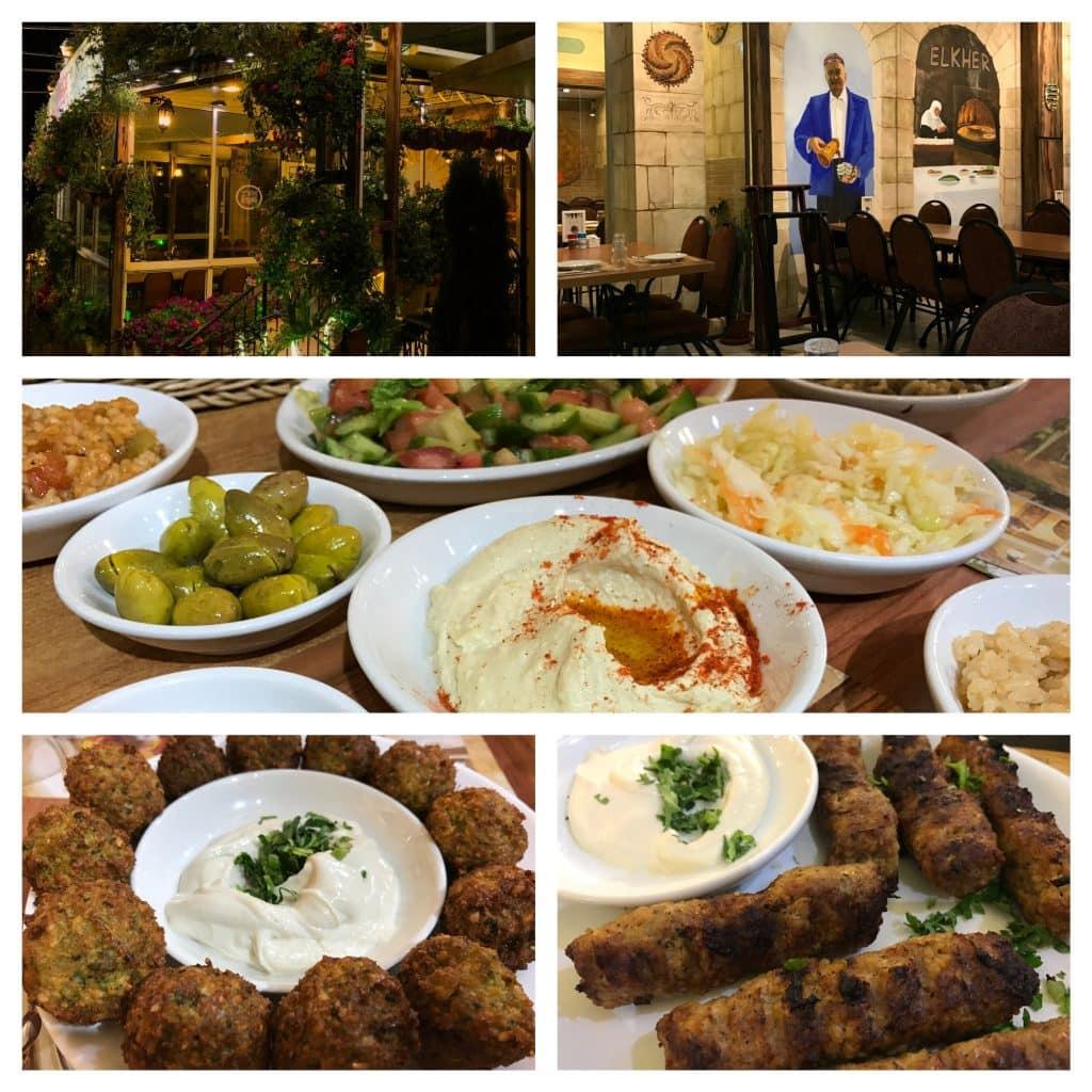 Elkheir Druze Cuisine - ISRAEL - Jerusalem, Tel Aviv & Haifa: My favorite restaurant hotspots for lunch & dinner