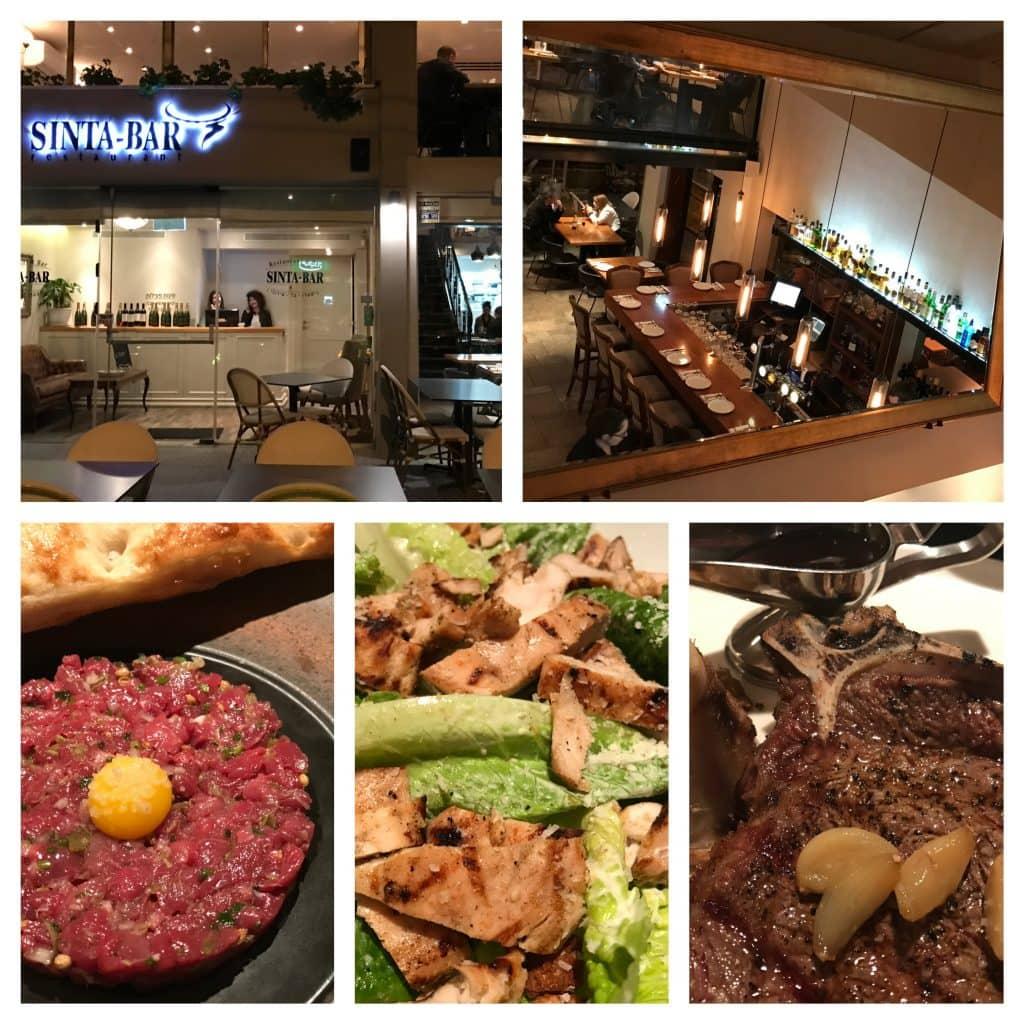 Sinta Bar - ISRAEL - Jerusalem, Tel Aviv & Haifa: My favorite restaurant hotspots for lunch & dinner