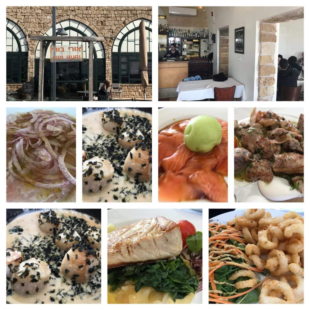 Uri Buri - ISRAEL - Jerusalem, Tel Aviv & Haifa: My favorite restaurant hotspots for lunch & dinner