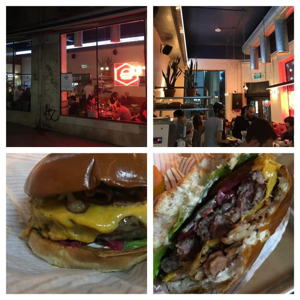 America Burgers - ISRAEL - Jerusalem, Tel Aviv & Haifa: My favorite restaurant hotspots for lunch & dinner