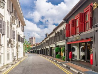 SINGAPORE - The Scarlet Singapore: Luxury in historical China Town