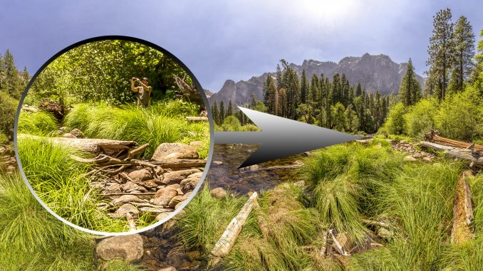 My ultimate free workflow guide for (gigapixel) panorama photo stitching using Adobe software