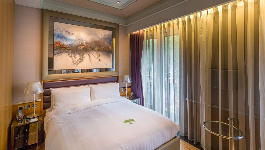 TAIWAN - Hotel Éclat Taipei: luxury meets art at this boutique hotel