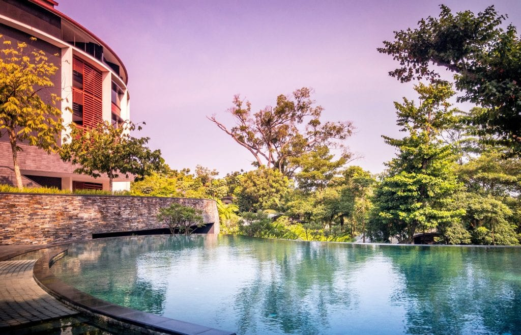 SINGAPORE – A 5-star luxury stay at Capella Singapore on Sentosa Island: heritage, tranquility & nature