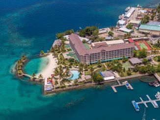 PALAU - Palau Royal Resort is the luxury hotel to stay on this paradise island