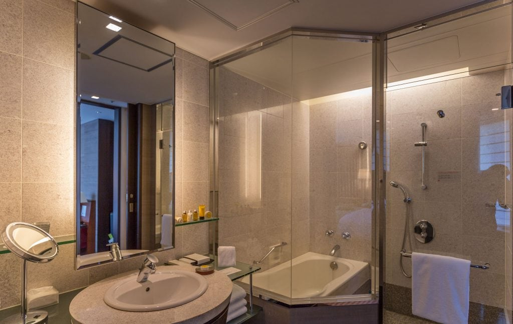 JAPAN - Intercontinental Hotel The Strings: luxury in Shinagawa, Tokyo