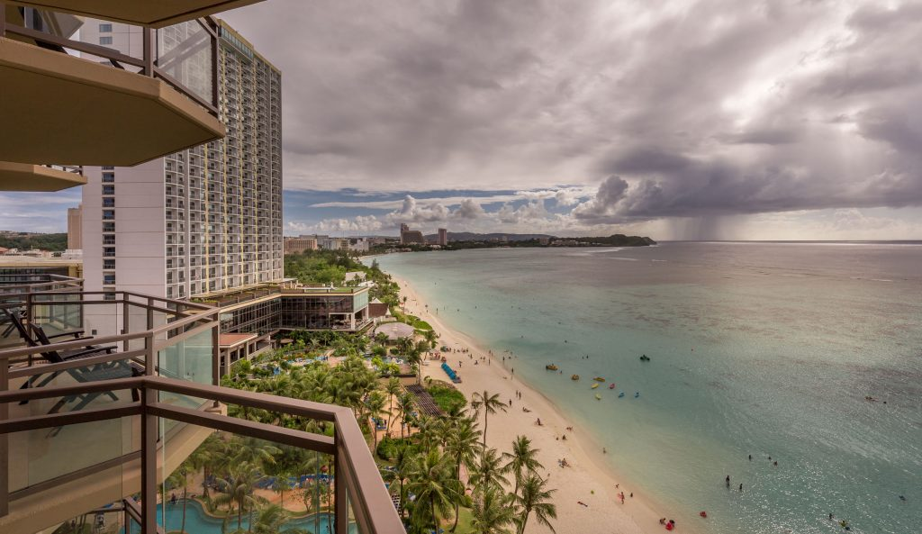 GUAM - Outrigger Guam Beach Resort is THE place to stay on the island
