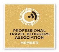 I'm member of the PTBA (Professional Travel Bloggers Association
