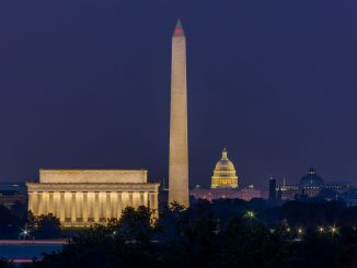 USA – Best night photography spots in New York City & Washington DC including a tutorial