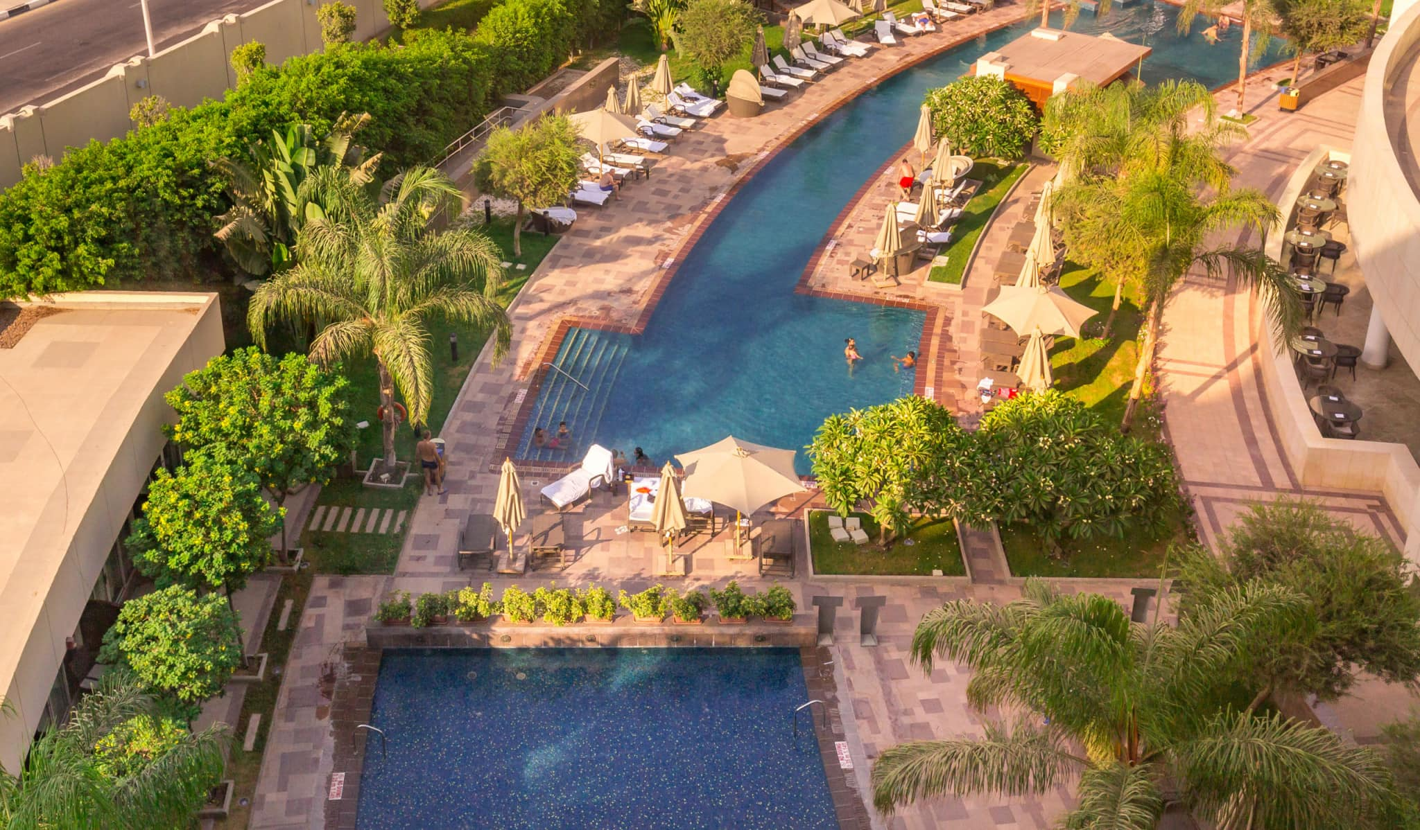 EGYPT - Le Méridien Cairo Airport is a resort where you do want to stopover!