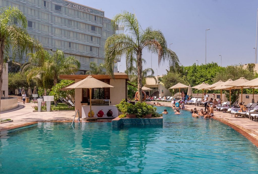 luchthaven cairo hotels