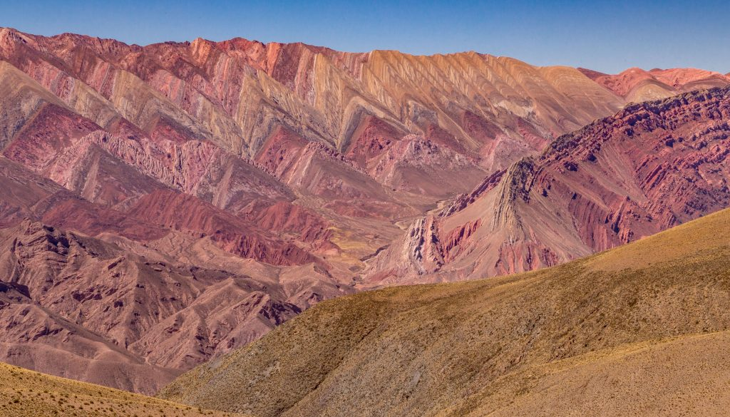 14 Color Mountain Humahuaca - ARGENTINA - The northwest; best 7-day Salta itinerary including Jujuy
