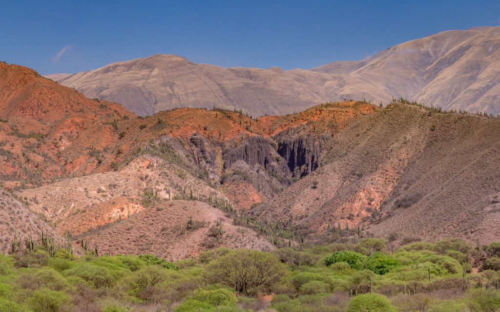 National Park Cordones - ARGENTINA - The northwest; best 7-day Salta itinerary including Jujuy
